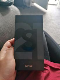 Brand new Samsung s21 plus in box