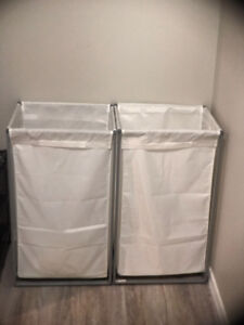 Two Laundry hampers