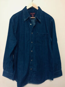 COVINGTON Denim Shirt (BRAND NEW)