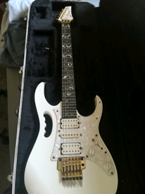 Ibanez JEM7V collection only.