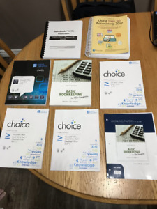Textbooks for CTS CCC -  Office Administrator Program