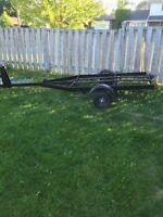 14 foot boat trailer