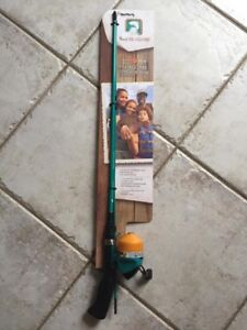 South bend kids fishing pole