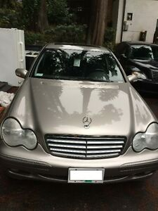 2003 Mercedes-Benz C-Class 3.2L Sedan