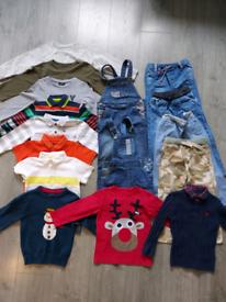 Boys Next clothing bundle, age 2-3