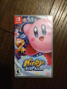 [SWITCH] Kirby Star Allies Brand new - Sealed