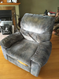 Fauteuil inclinable (ELRAN)