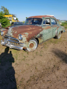 1949 Pontiac silver streak parting out