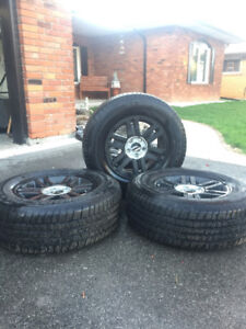 Michelin Rim and Tire's for sale Set of 4