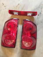 08 Dodge Ram 1500 back tail lights