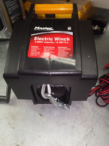 Winch Electric