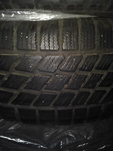 Winter tires -used Cornwall Ontario image 3