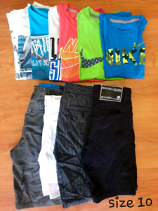 BOYS CLOTHES BUNDLE SIZE 10/12 ***PENDING PICKUP