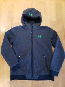 Boys Under Armour Cold Gear Fall/Spring jacket