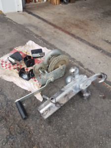 trailer hitch and other