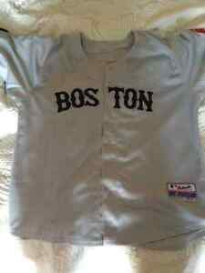 Boston Red Sox baseball jersey
