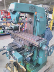 Looking for 40 taper tooling