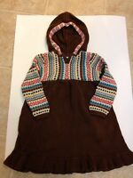 Hanna Andersson Winter or Christmas Dress size 100 (3 to 5 years