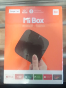 Mi Box -Android Box 6.0-Brand new with 300 free channels