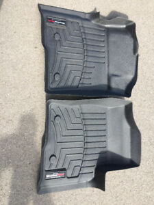 Weather Tec Floor Mats for 2014 Ford F150