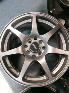 Mags,wheels, fast 16pouces, 4x100