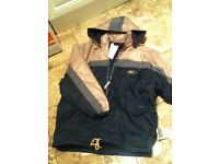 BRAND NEW PADDED HOODED JACKET