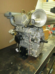 DIESEL ENGINE TWIN CYLINDER LIQUID COOLED/ EFI BRAND NEW EV80 Prince George British Columbia image 2