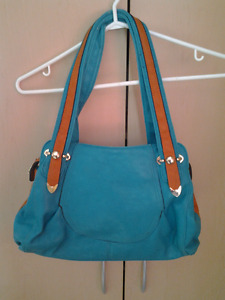 TEAL PURSE FOR SALE