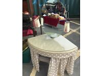 1950's kitsch dressing table.