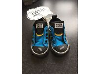 Converse All Star trainers size 4 infant