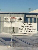 Self Storage Units Business FOR SALE(Retiring)