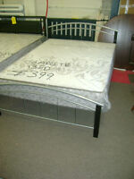 Complete new double bed. $399.