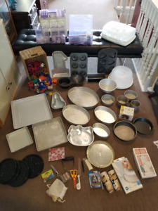 Baking Supplies - Start your own business!