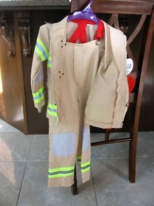 Firemans outfit Kitchener / Waterloo Kitchener Area image 2