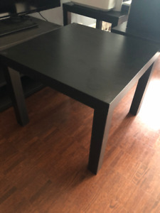 Side table almost new (LACK from IKEA)