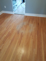 HARDWOOD FLOOR CLEANING-LONDON