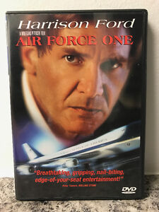 Air Force One DVD - Harrison Ford