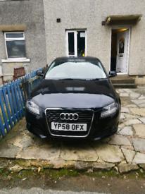 Audi a3 8p 1.6 petrol manual