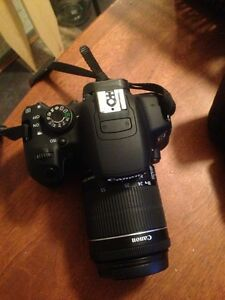 Canon t5i and flash