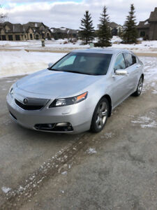 2012 Acura TL for Sale. No Accident and Low KM