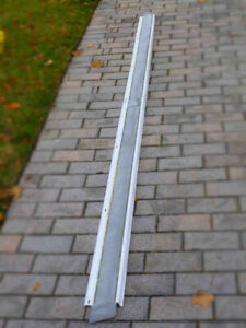 eavestrough cover/guard, 10 ft long