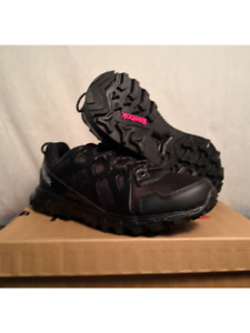 Reebok Trail Shoes - Black - Sawcut 4.0 GTX - Women's Size 7
