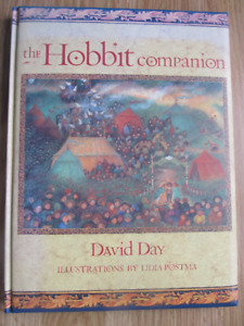 THE HOBBIT COMPANION by David Day - 1997