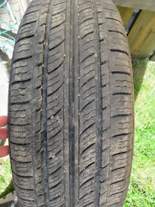 2- 185/65/R14 Mud and Snow Tires for Sale