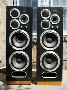 looking for B&W DM7 , Wharfedale E70 or E90 or Kef 104/2 Braun