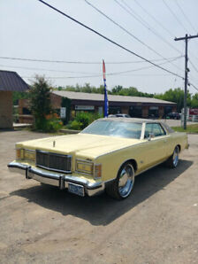 1975 Mercury Grand Marquis Coupe (2 door)
