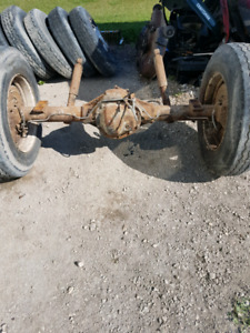 Dana 70 HD Daully Axle
