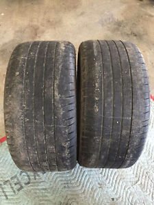 2 Goodyear Eagle F1 - 275/35/20 - 50% - $40 For Both