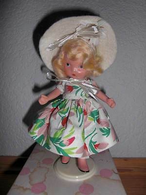 Nancy Ann Storybook Doll ~ #119 Mistress Mary w/Jointed Legs & Box