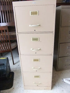 tall 4 drawer metal legal size filing cabinet a commodore